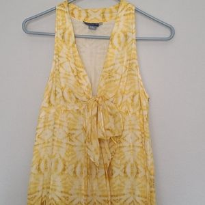 Anthropologie Cotton Dress 💛